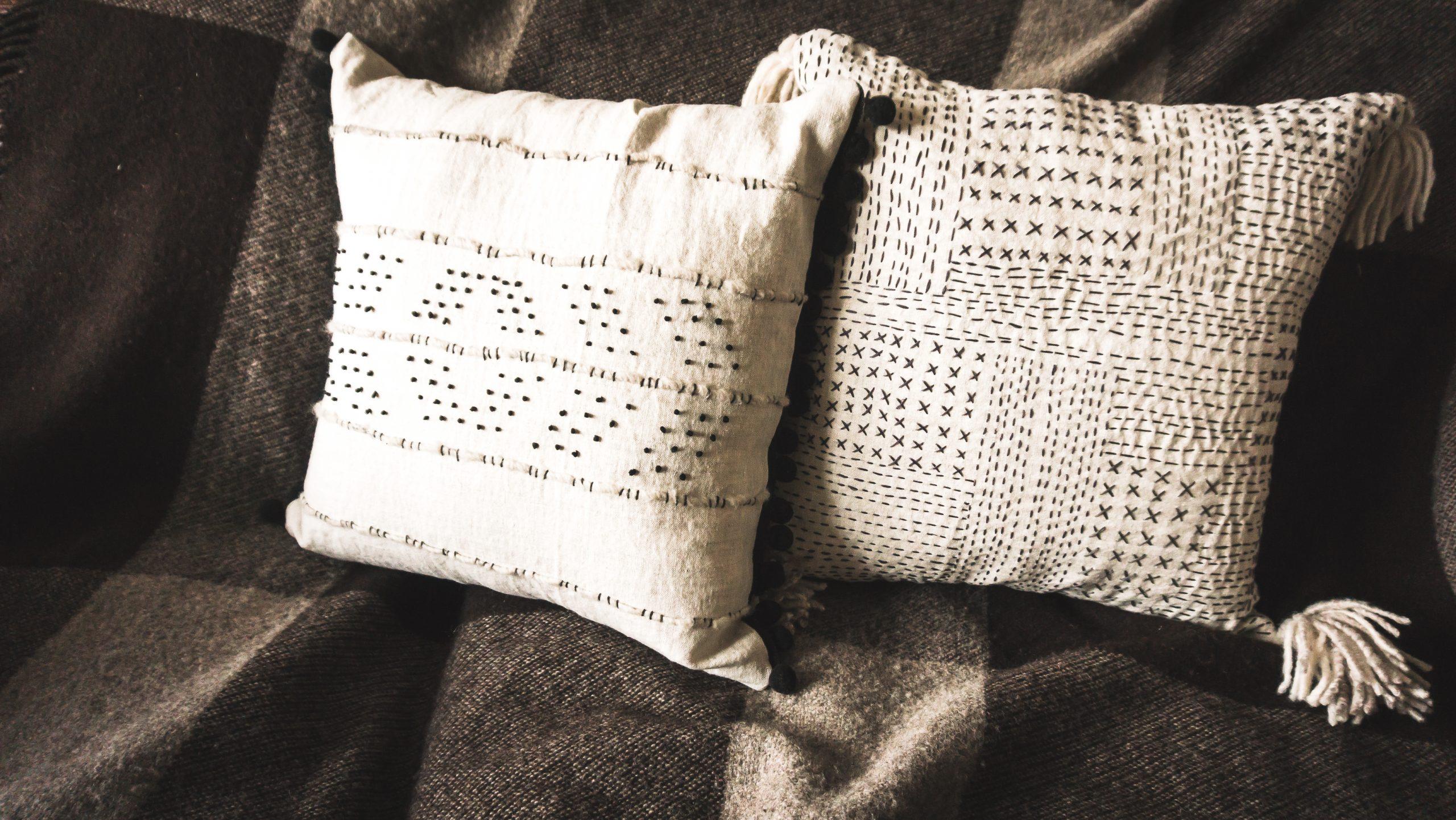 DIY BoHo Cushions